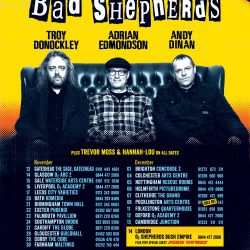 Bad Shepherds Posters
