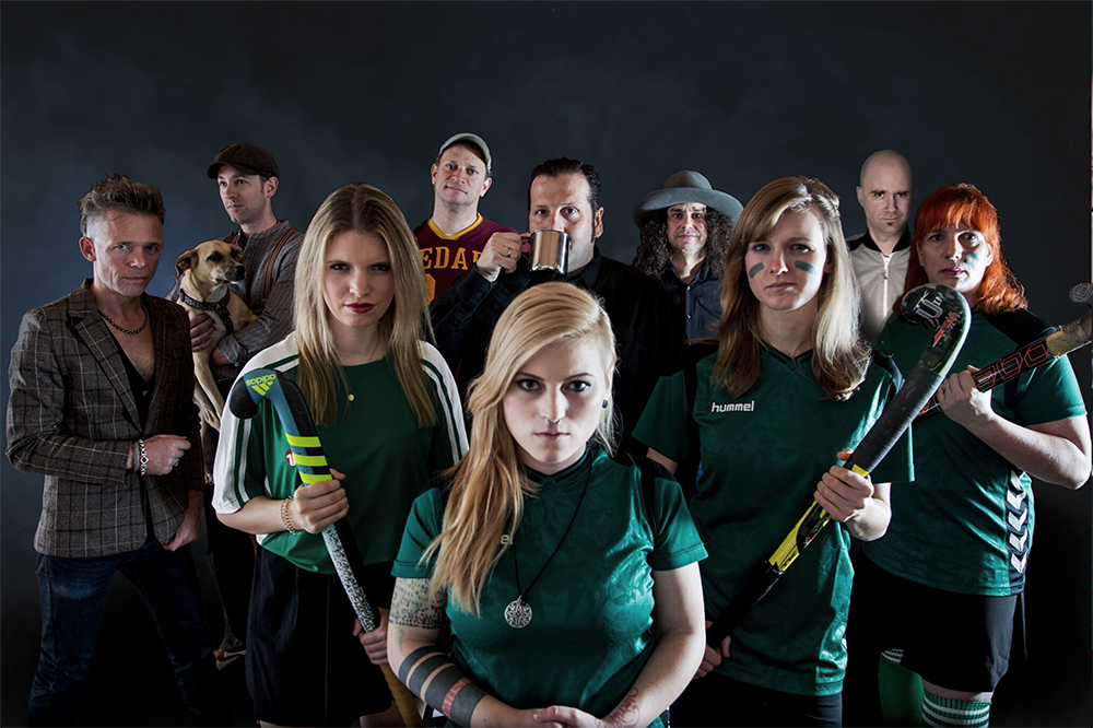 Mr Irish Bastard - Hockey Sticks - Website