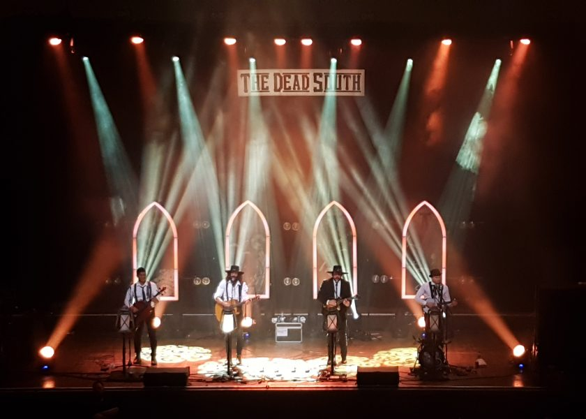 The Dead South - Exeter Great Hall - February 2020