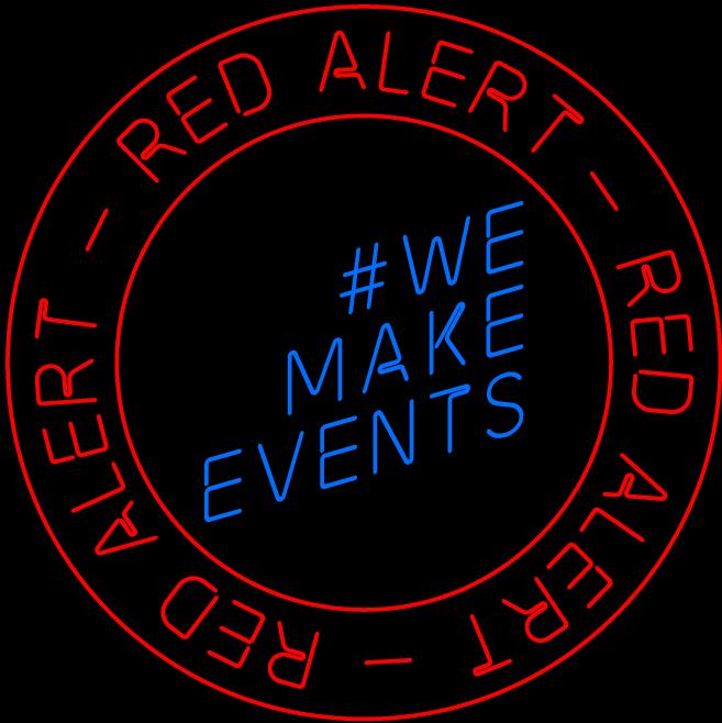 We Make Events Logo